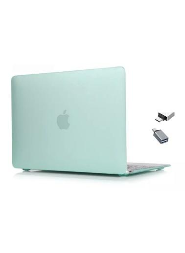 "Mcstorey MacBook Retina A1534 A1931 12"" Kılıf Kapak Koruyucu Hard Incase Mat Vizon"